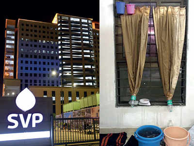 SVP shuts four operation theatres