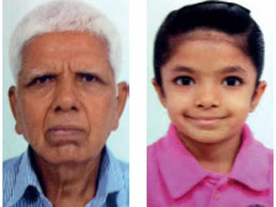 Girl, grand-dad injured in hit-and-run case