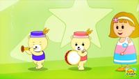 Children English Nursery Rhyme 'ABC Phonics' - Kids Nursery Rhymes In English