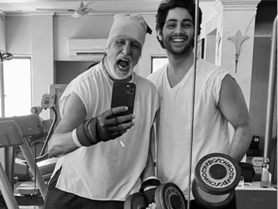 Amitabh Bachchan's grandson Agastya Nanda harbours dreams of acting