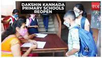 Covid-19: Primary schools open for 1st time in Karnataka's Dakshin Kannada