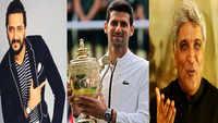 Wimbledon 2019: Celebs praise Novak Djokovic for his historic win against eight-time champion Roger Federer