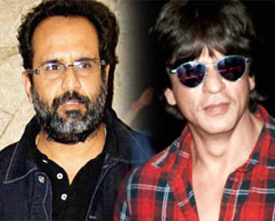 Tragedy averted on the sets of Aanand L Rai's Shah Rukh Khan-starrer