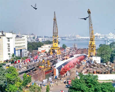 After accident, INS Betwa may not set sail again