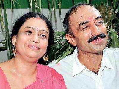 Colour of khakhi is fading, says Shweta Bhatt, wife of arrested ex-IPS officer Sanjeev Bhatt