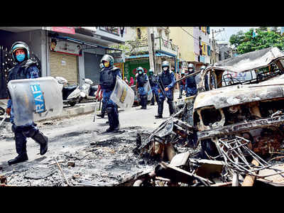 Bengaluru riots: Locals say innocents being targeted