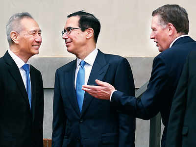 US raises tariffs on $200 billion worth of Chinese imports; Beijing vows to respond