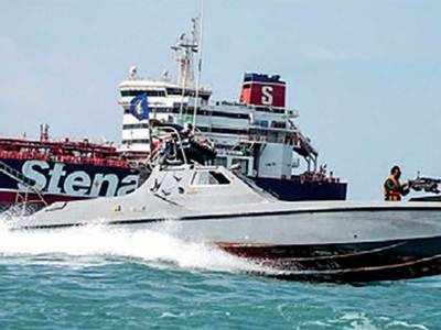 Iran sets free 7 crew members from seized British tanker