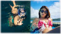 Ileana D'Cruz is having a major #TakeMeBack moment as she shares throwback pictures from Fiji vacation