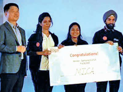 MICA students get job offers as prize