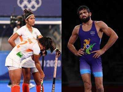 Tokyo Olympics 2020 Updates: India to play Great Britain for bronze in women's hockey; wrestler Ravi Dahiya in final