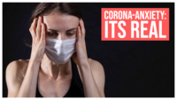 Corona-anxiety: Its real and every second Indian might be affected