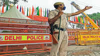 Delhi on high alert after terror intel ahead of Independence Day