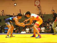 Aurangabad: 900 women participate in the All India Inter-University Women's Wrestling Competition