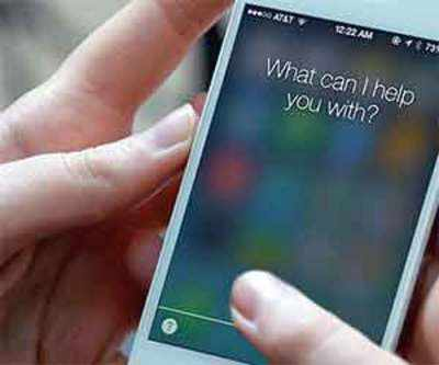 Whose voice would you like to hear as Siri?