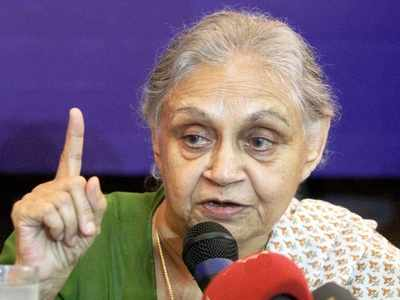Former Delhi Chief Minister Sheila Dikshit passes away at 81, government declares 2-day state mourning
