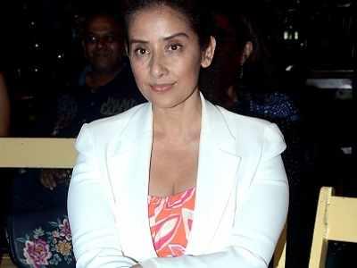 After playing Nargis Dutt in Ranbir Kapoor-starrer Sanju, Manisha Koirala is thrilled to work with Sanjay Dutt in Prasthaanam