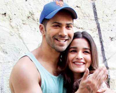 Alia Bhatt and Varun Dhawan reunite onscreen for the fourth time