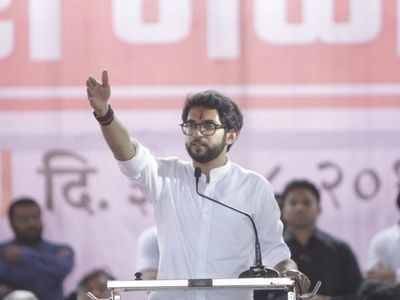 Shiv Sena workers want Aaditya Thackeray to contest from Worli