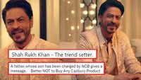 Aryan Khan case: Shah Rukh Khan's Diwali ad goes viral