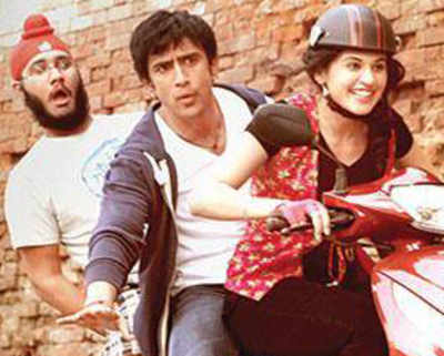 Running Shaadi movie review: Marital diss