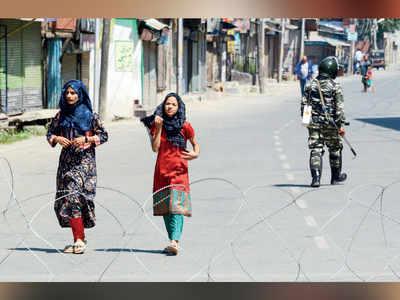 Ease lockdown in Kashmir, urges UN