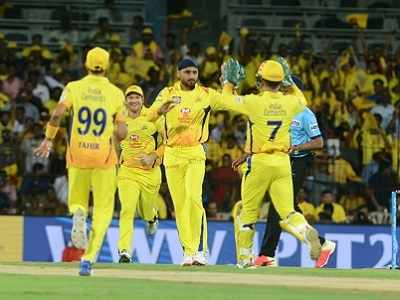 IPL 2018: Chennai Super Kings vs Kolkata Knight Riders: CSK beat KKR by 5 wickets in perfect finish to their homecoming