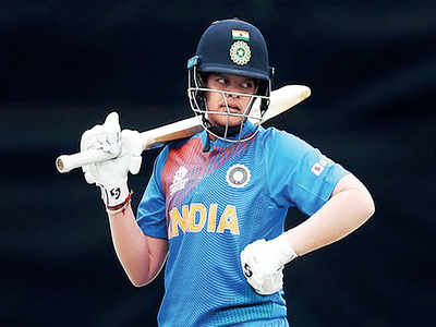 Tipping point for women's cricket