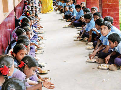 State boosts mid-day meals with millets