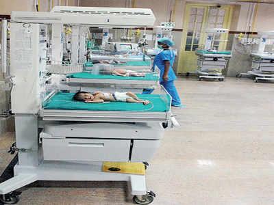 Baby thief strikes at Vanivilas Hospital