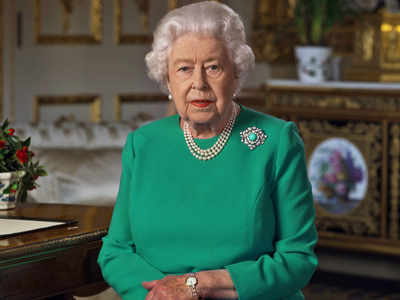 Queen's message of hope to the UK