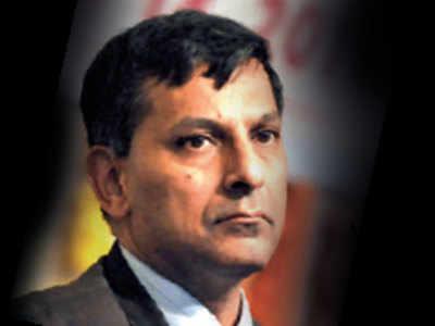 Economic slowdown is very worrisome, says Raghuram Rajan