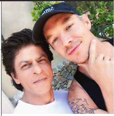 Shah Rukh Khan collaborates with Grammy-winning DJ Diplo