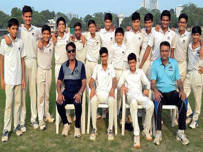CBCA colts win Inter District meet