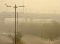 Delhi: Dust storm expected from Rajasthan in coming days