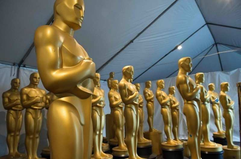 Academy Awards preparations are in full swing