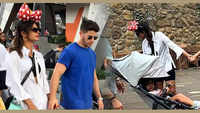 Spotted: Priyanka Chopra and Nick Jonas on a Disney World date