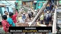 Mumbai: Six people injured as another building collapses in Andheri