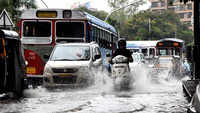 Heavy rainfall leads to waterlogging in parts of Maharashtra