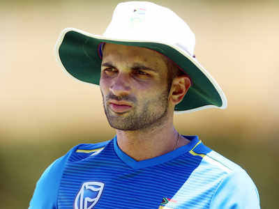 SA spinner Keshav Maharaj wants to be as consistent as Jadeja, Ashwin