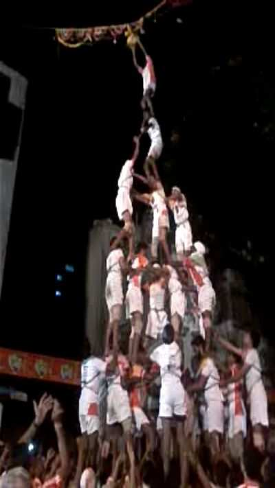 'Dahi handi ritual needs rules, not bans'