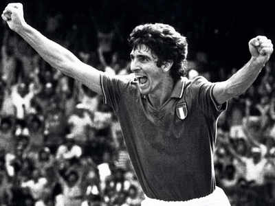 Paolo Rossi, who led Italy to 1982 World Cup, dies at 64