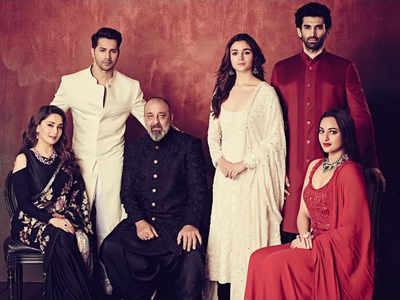 Alia teases fans with new stills from Kalank title track