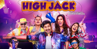 High Jack Movie review: This Sumeet Vyas, Mantra starrer is a bad trip