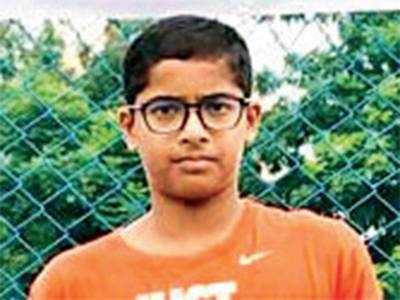 Samay win U-14 title