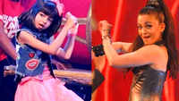 Like mother, like daughter! Aaradhya Bachchan dances like mother Aishwarya Rai Bachchan on stage