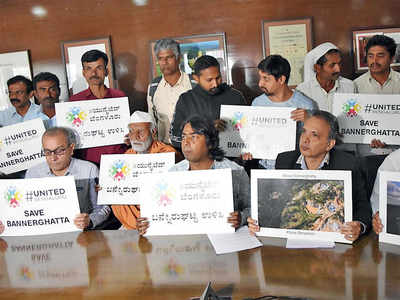 Activists protest plan to reduce eco-sensitive zone