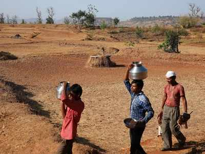 Nashik, parts of Maharashtra stare at water scarcity, drought