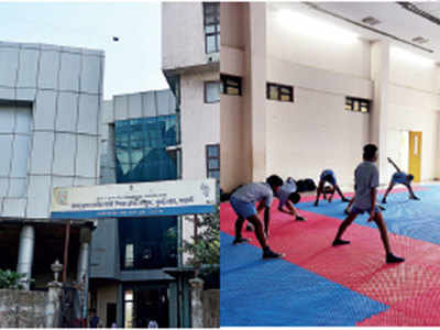 25 sports complexes may go to pvt firms