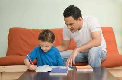 Do not do your child's homework
